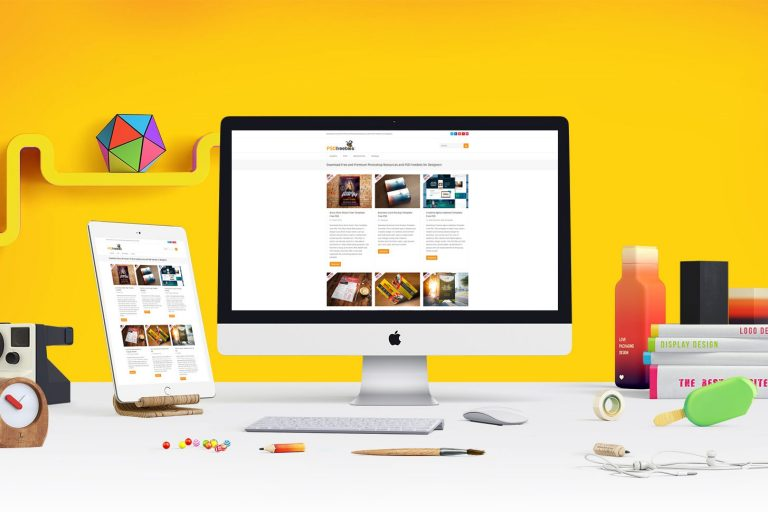 PSDFreebies - Free and Premium Photoshop Resources and PSD Freebies for Designers