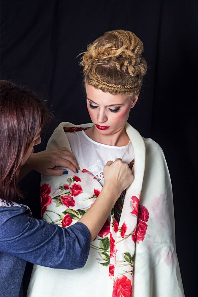How to find a stylist for a photo shoot