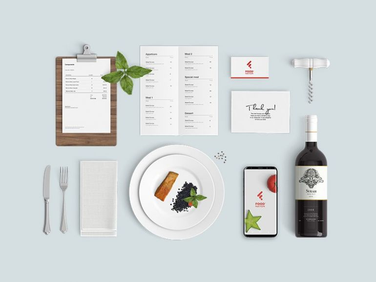 Catering freebies