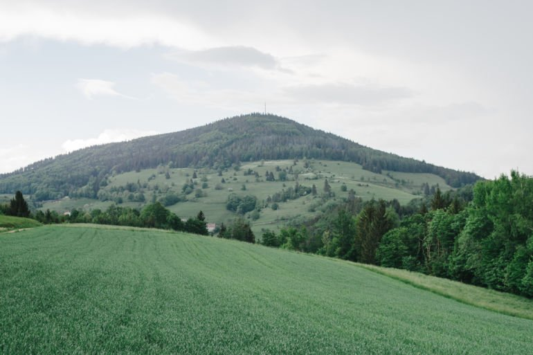 Black Forest Mountains, Germany