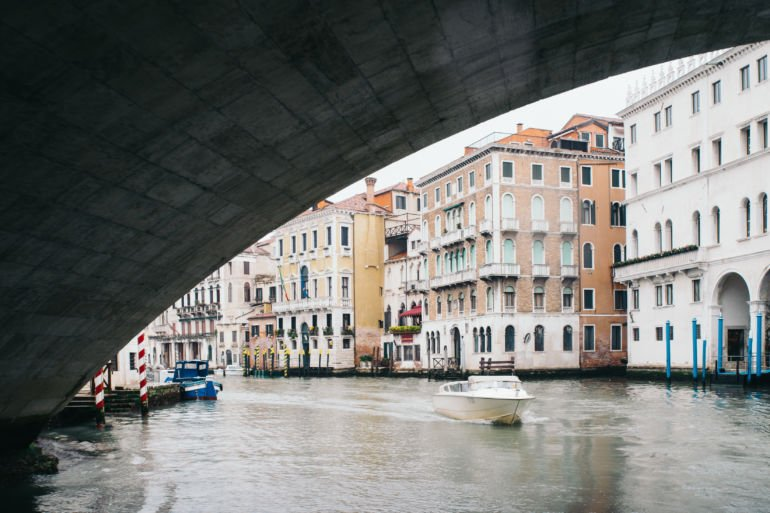 Grand Canal in Venince
