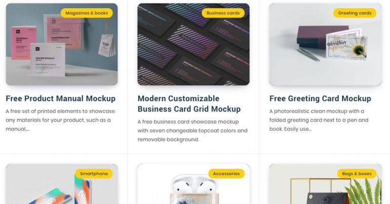 13 Best Free Mockups Websites for Designers (2019 Update)