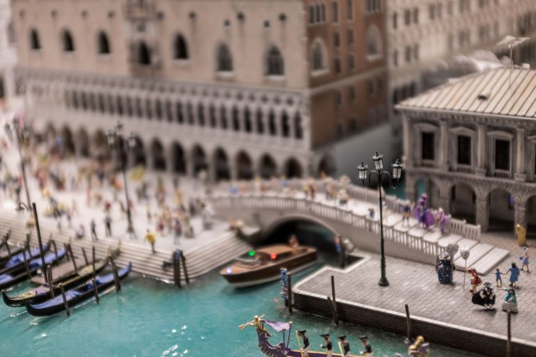 Venice in miniature